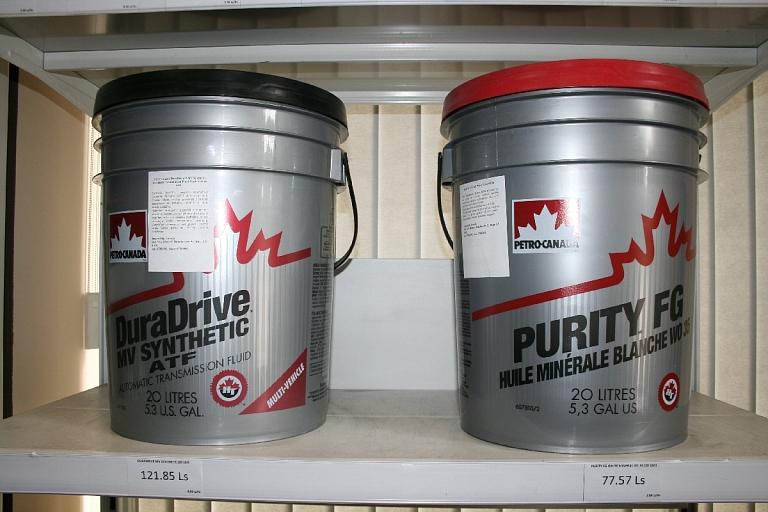 Petro Canada eļļu tirdzniecība