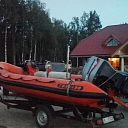 Abavas boats, boat rental, motor boat rental, boats, boating, recreation places