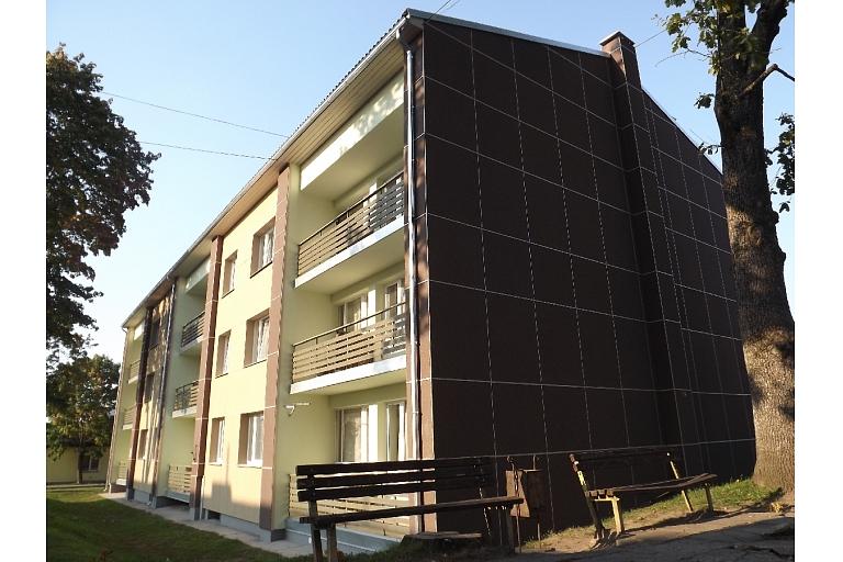 Insulation of building structures renovation Smiltene Valmiera Vidzeme