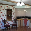 Holiday cottage with baths