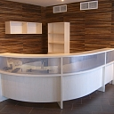 Производство офисной мебели в Елгаве