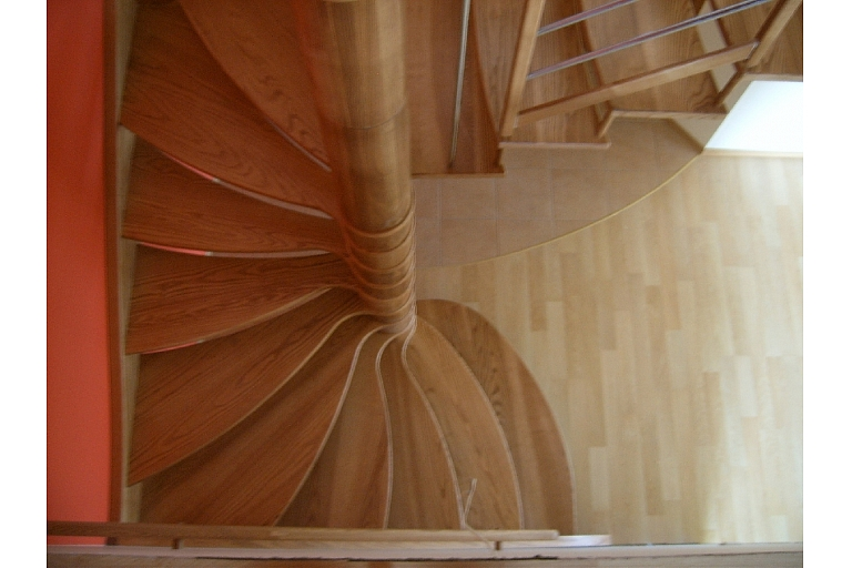 Staircase manufacturing in Jelgava
