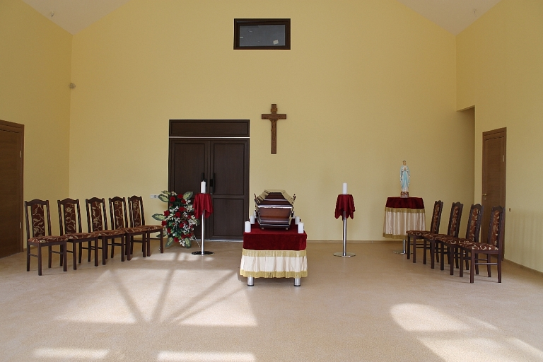 Apbedīšana, Krematorija, PARADISUS.