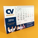 Table calendars for businesses