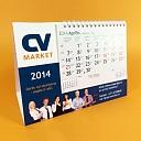 Galda kalendāri uzņēmumiem