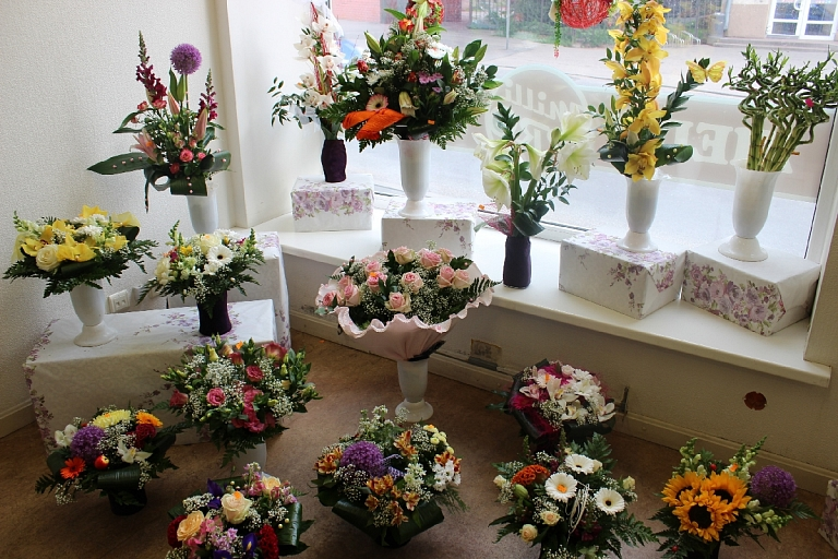 Ziedu pušķi kāzām