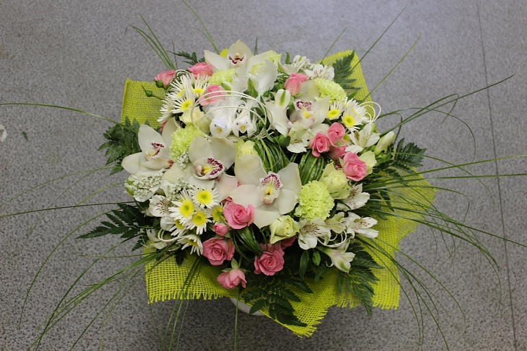 Wedding bouquets in Jurmala
