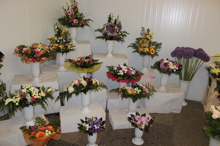 Flower bouquets for weddings