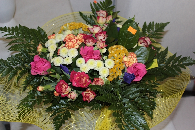 Flower bouquets made to order