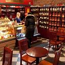 Coffee and tea shop