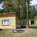 Camping for sport events in Kurzeme