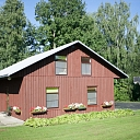 Guest house, relaxation base near the lake in Saldus