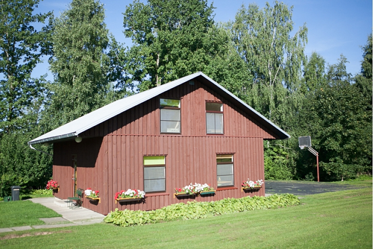 Recreation place, guest house by the lake in Kurzeme, Saldus