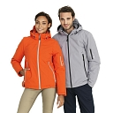 ID softshell jackets