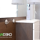 ALANDEKO furniture hallways