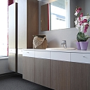 ALANDEKO furniture bathroom cupboards