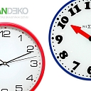 ALANDEKO interior gifts clocks nursery teenagers