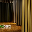 ALANDEKO curtains for stage acoustic curtains