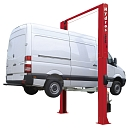 Car lifts for minibuses