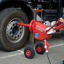 Truck Tire Change Equipment