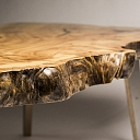 Manufacturing of furniture and sawmill services