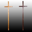 Crosses, Funeral accessories
