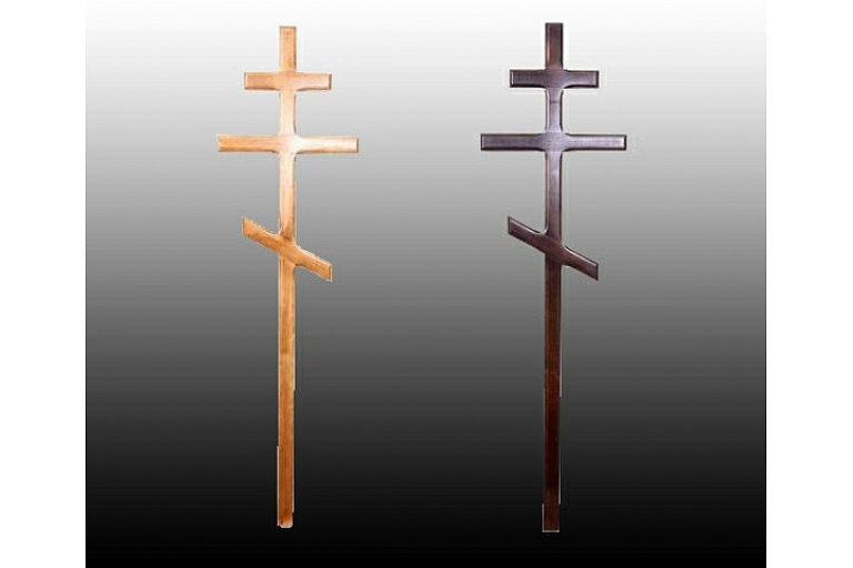 Траурная церемония. Кресты, таблички, таблички для креста