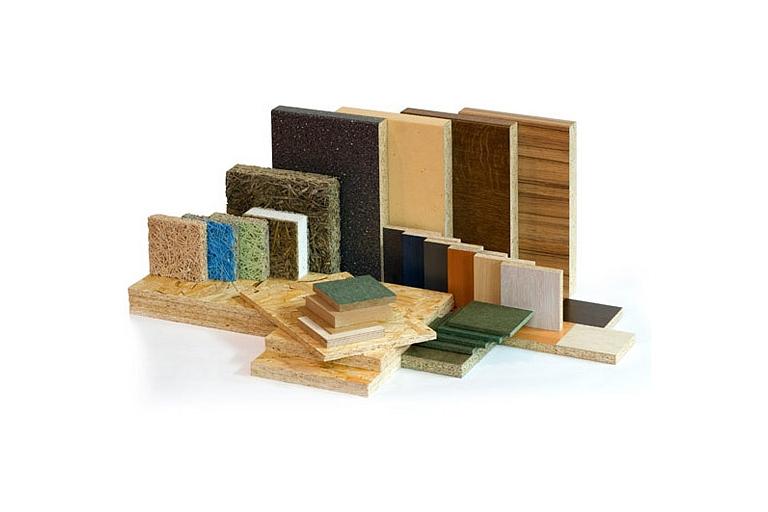 Various finishing materials