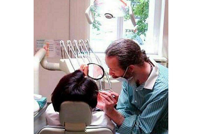 Dental surgery, dentistry full anesthesia