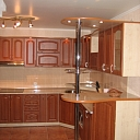Fronts for kitchen furniture on an individual order