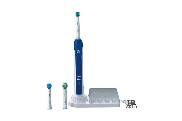 Zobu birste, elektriskā zobu birste, mute higiēna
