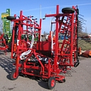 CMN harrows and grass sowing machines
