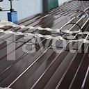 trapezoidal profile AP-8 roofing roof covering