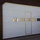 Подъемные ворота для гаражей