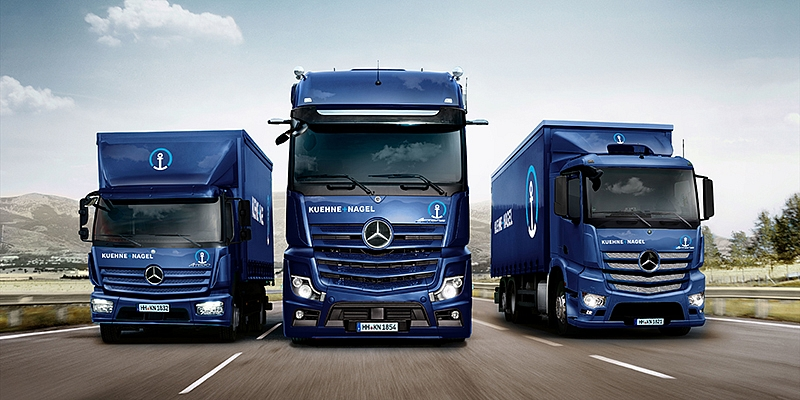 Regulāri veic pilno un salikto kravu (FTL un LTL) pārvadājumus visā Eiropā