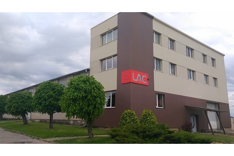 LAC service - metal constructions, various metal products, production