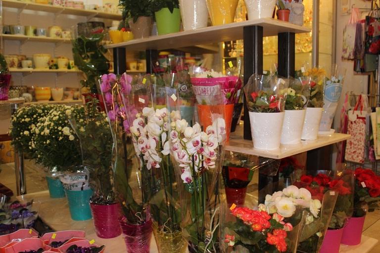 Ziedu tirdzniecība
