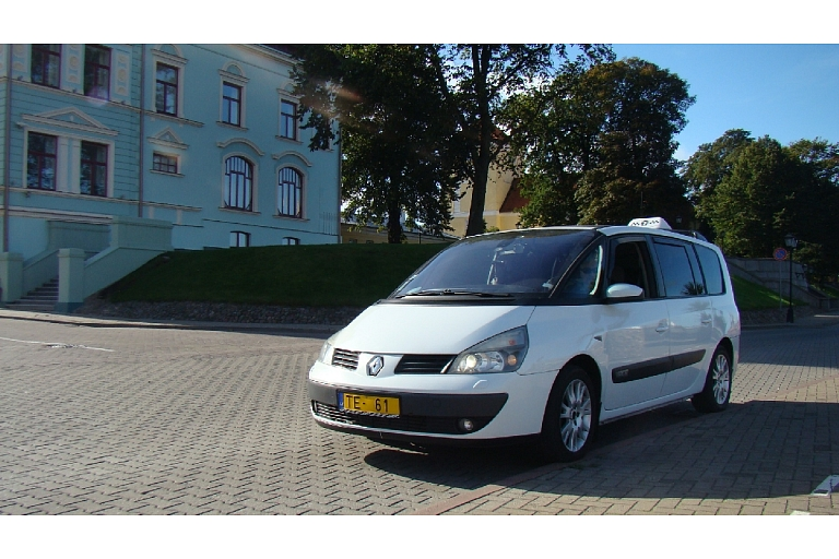 Calling a taxi in Ventspils - 80009800
