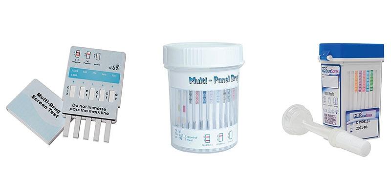 Narkotiku un citi testi