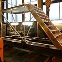 Metālizstrādājumu, metāla trepju, metāla margu ražošana, izgatavošana, uzstādīšana