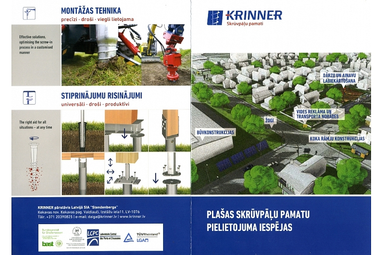 Residential container foundations