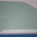 3545RGNT2FD1HFORD ESCORT IV 2D CABRIO 90 98  Car Door Window   Auto Glass Green   Front Right   2 Holes