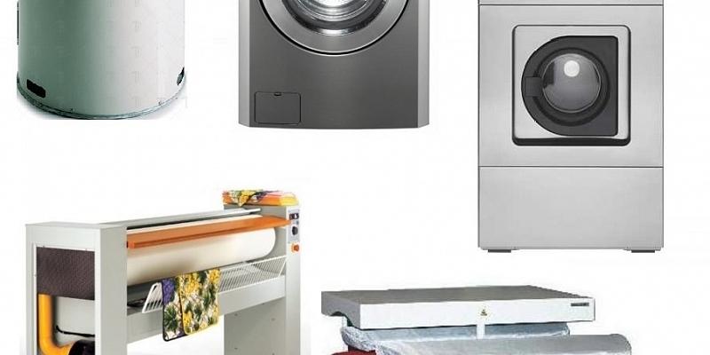Iekārtas veļas mazgātavām