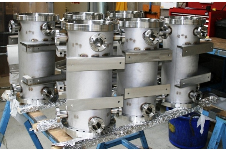 Stainless steel structures