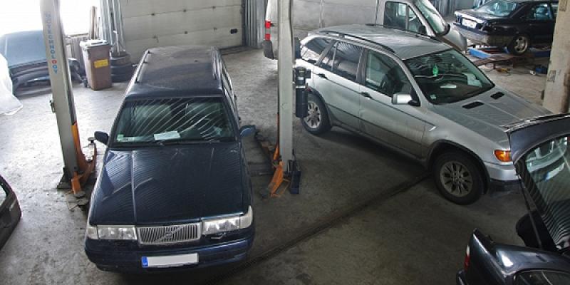 Volvo autoserviss