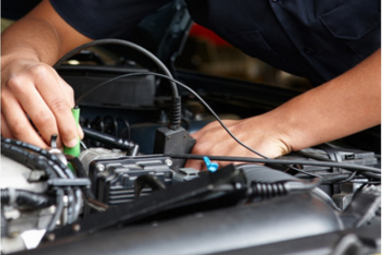 Car electronics repair