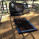 Tombstone making