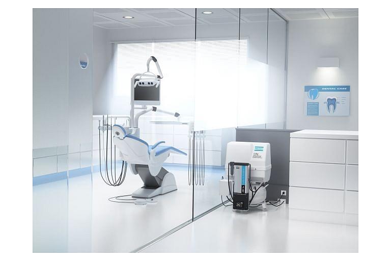 Atlas Copco dental application