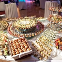 Banquet table setting, Off-site catering