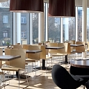 Dining restaurants, canteens and cafes (Dunte hall)